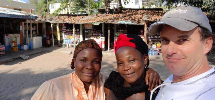 A Street Bar Named Desire, Tofo, Mozambique