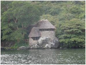 Mfangano Island Camp, Lake